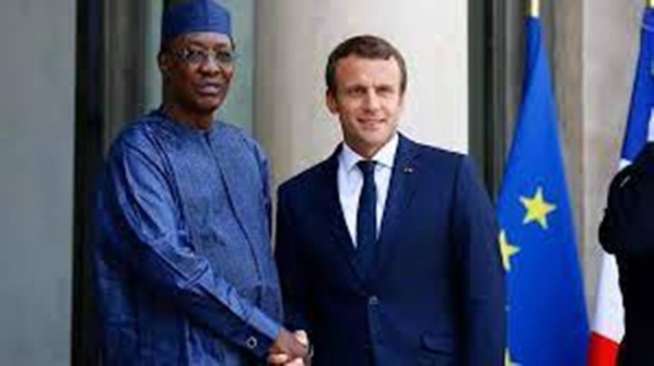 "Mort du président Idriss Déby Itno: La France pleure ""la perte d'un grand soldat"""