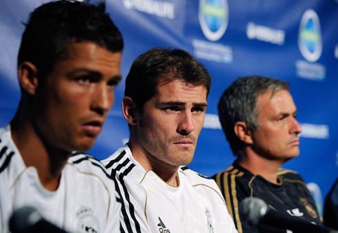 Real Madrid: les adieux de Mourinho sans Ronaldo et Casillas