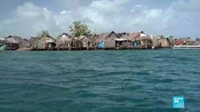 Climat : au Panama, l'archipel de San Blas se vide de ses habitants