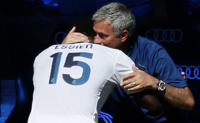 Mourinho part sur un succès