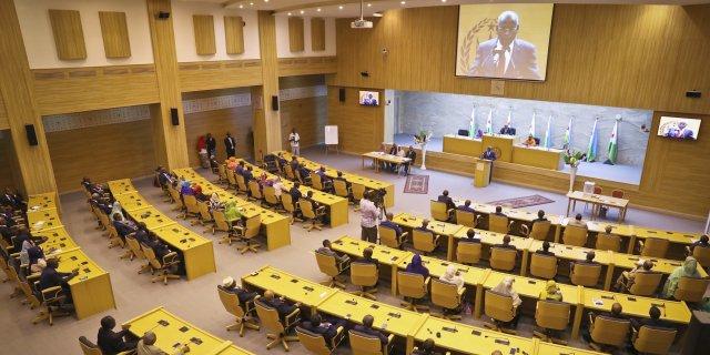 La Gambie et Djibouti parmi les 10 plus jeunes parlements du monde