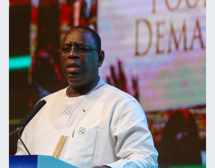 Emploi: Le recrutement des 65. 000 jeunes sera effectif dès le mois de mai (Macky Sall)