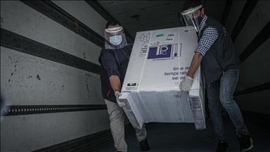 Covid-19: la Syrie reçoit ses premiers vaccins du programme Covax