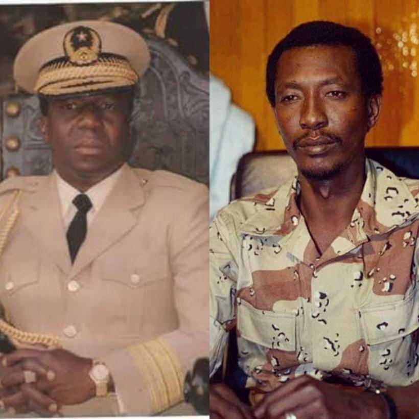 Nino et Déby: destins croisés tragiques de deux « Samba Dogata » Par Barka Ba