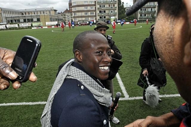 """Football : Eliminatoires mondial 2014-Khalilou Fadiga: """"Si ces jeunes-là étaient encadrés par des cadres de la """"Génération 2002""""...?"""