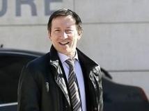 Le juge Jean-Michel Gentil devant la Cour de justice de Bordeaux, le 19 février 2013.