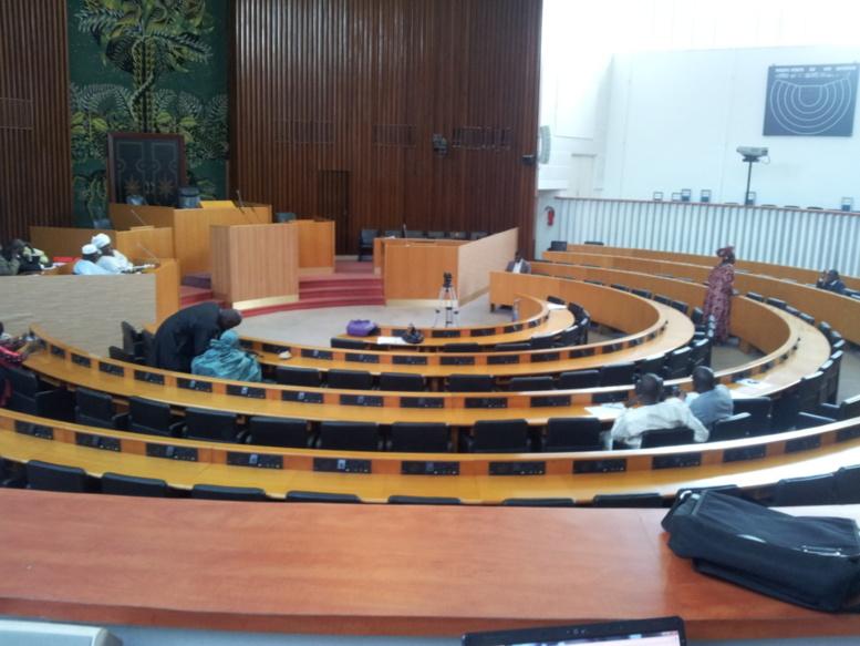 Assemblée nationale: Les députés s'illustrent encore dans l'absentéisme et le retard