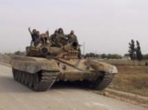 L'armée syrienne, appuyée par le Hezbollah, aurait mis en échec les forces rebelles à Qousseir.