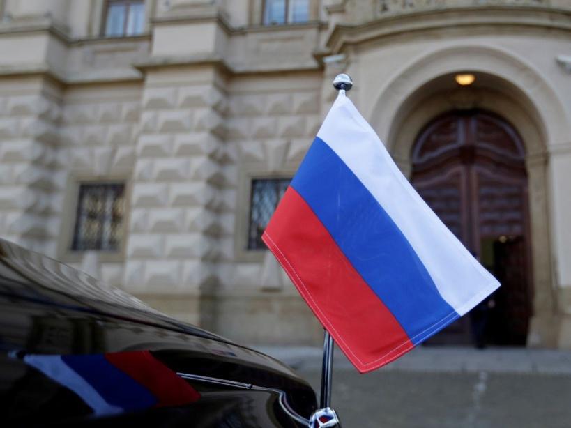 Moscou expulse sept diplomates européens pour leur «solidarité» avec Prague