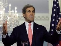 Le secrétaire d'Etat américain John Kerry. REUTERS/Yuri Gripas
