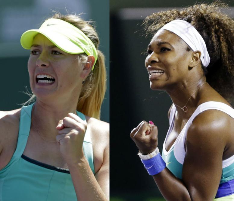 Roland-Garros: Sharapova condamnée à l'exploit face à Serena