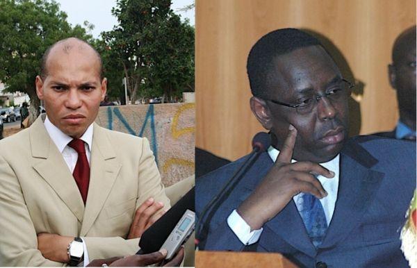 """Macky Sall a blanchi Karim Wade"", selon Me Amadou Sall"