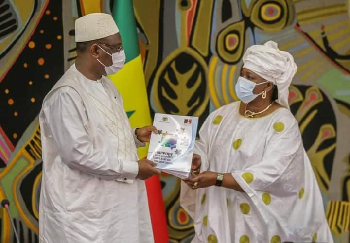 Macky a reçu le rapport 2017-2019 du Haut conseil du dialogue social