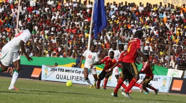 """Football: Angola 1-1 Sénégal: les """"Lions"""" de nouveau contraints au nul"""