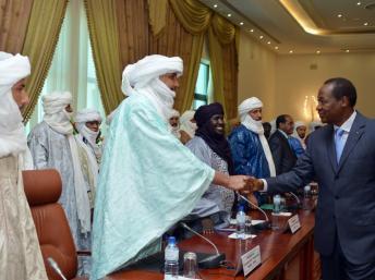 Les négociations entre Bamako et les groupes du nord du Mali sous le signe de l'espoir