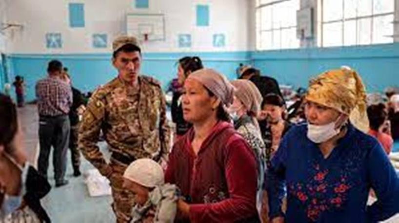 Entre Kirghizistan et Tadjikistan, la question des frontières communes peut dégénérer