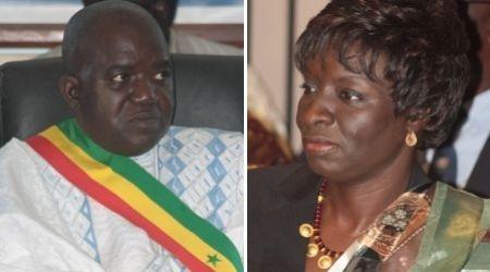 Sortie du territoire national d'Oumar Sarr: l'aveu de son ex-femme, Aminata Touré