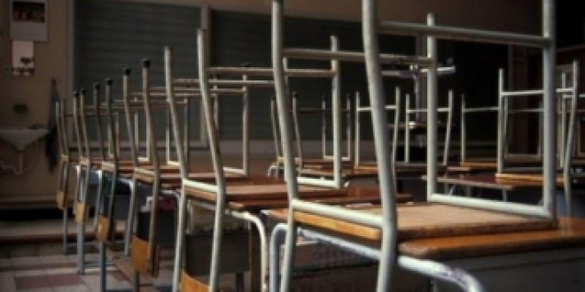 EducationGrand cadre des syndicats d'enseignants une fin