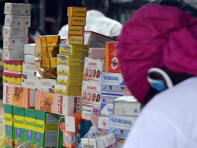 « 40% des médicaments qui circulent en Afrique sont faux », révèle le Lieutenant-colonel Mame Assane Cissé