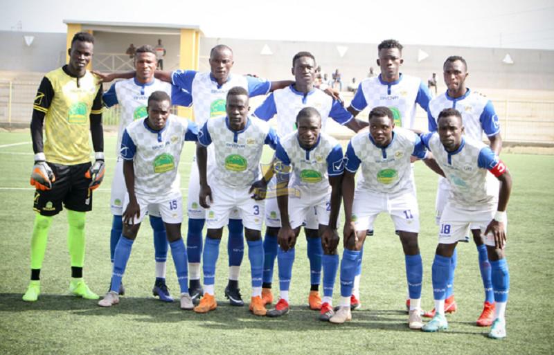 Ligue 1 sénégalaise : Teungueth FC reste toujours leader malgré la défaite contre Casa Sport