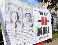 Etats-Unis: procès du meurtrier d'un jeune Noir en Floride