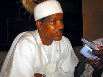 Iya Mohamed (ici en 2002) est suspecté de détournement de fonds. AFP