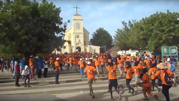 Covid-19: L'Église annule le pèlerinage Marial de Popenguine