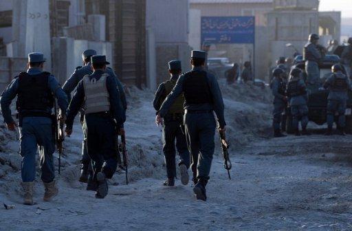 Afghanistan: forte explosion près de l'ambassade des Etats-Unis à Kaboul