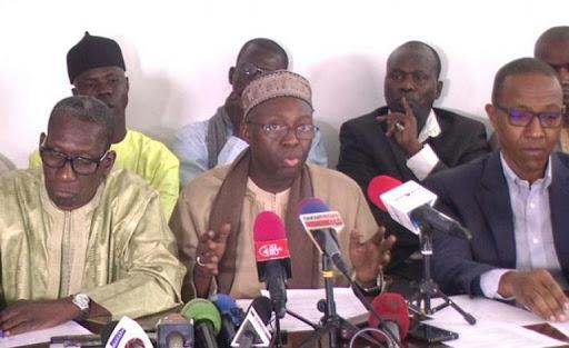 Audit du fichier électoral : l'opposition face à la presse mercredi pour donner son appréciation