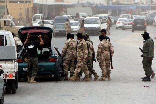 Libye : une bombe découverte dans un véhicule de l'ambassade d'Italie