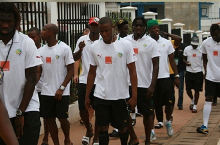 """Mondial 2014: Libéria vs Sénégal reprogrammé au dimanche: les """"Lions"""" boudent les entraînements"""