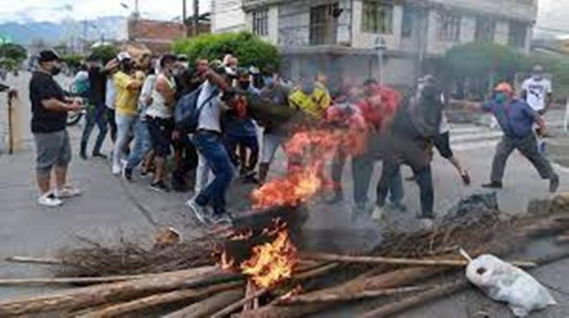 Colombie : appel au calme de la communauté internationale après des manifestations meurtrières