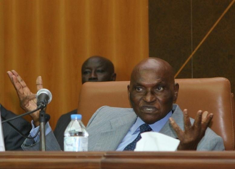 Crise au PDS: Me Abdoulaye Wade prend le bâton