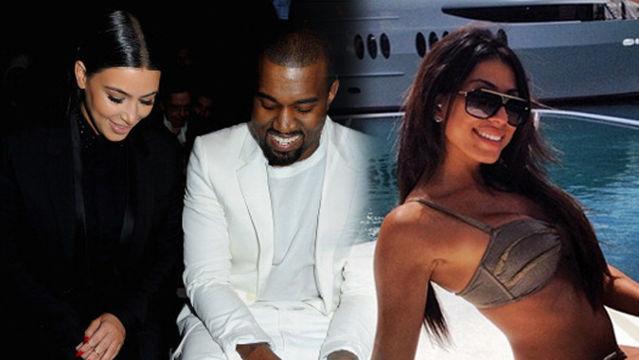 Kanye West infidèle à Kim Kardashian? La maîtresse persiste...