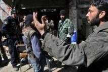 Syrie: les rebelles s'emparent d'une position de l'armée sur la route Damas-Alep