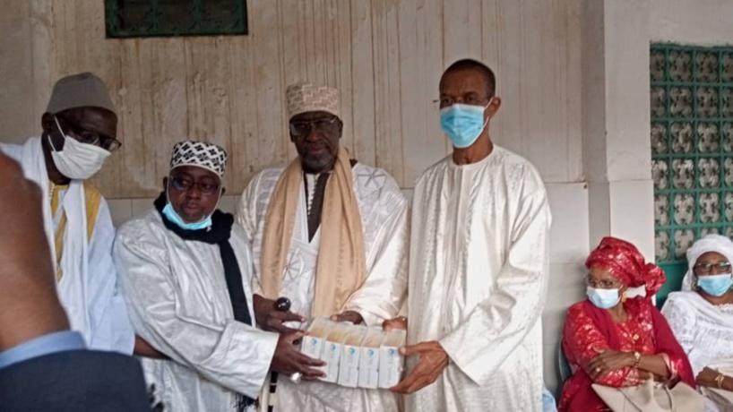 Plus de 7 milliards FCFA pour la construction du marché Sandaga sur fonds propre (Alioune Ndouye)