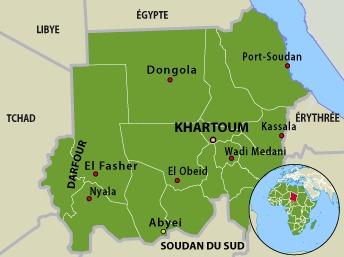 L'attaque a eu lieu dans la région d'Abyei, proche de la frontière avec le Soudan du Sud. Latifa Mouaoued/RFI