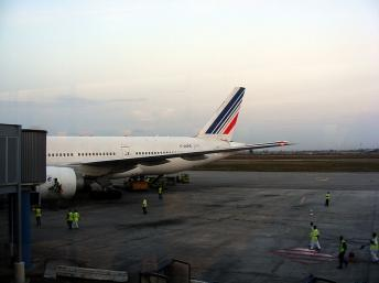Les migrants clandestins avaient embarqué à l'aéroport d'Abidjan pour la France. Wikimédia / Creative commons