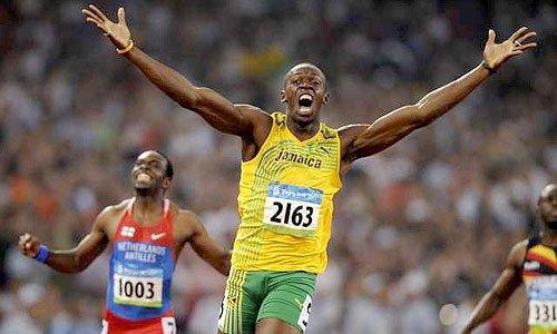 Athlétisme: Usain Bolt répond sur 200m à Oslo