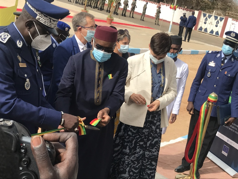 Lutte contre l'insécurité : le Sénégal doté d'un Centre National de Formation de la Police Judiciaire