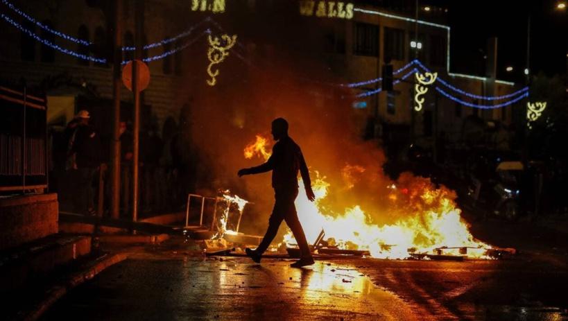 Jérusalem: l'UE appelle Israël à agir «de toute urgence» pour une désescalade