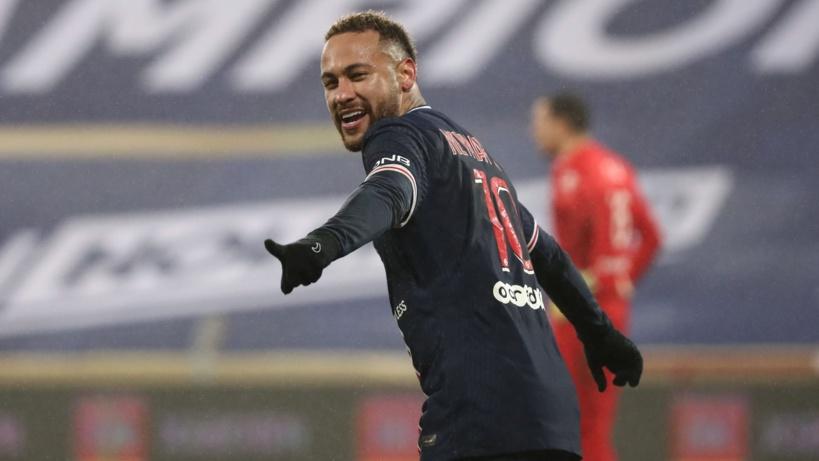 Neymar a prolongé son contrat avec le PSG jusqu'en 2025