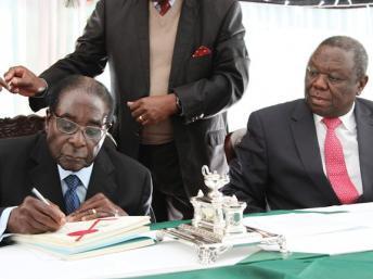 La SADC recommande le report des élections au Zimbabwe