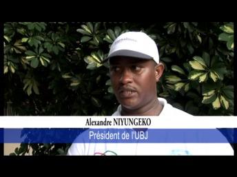Le président de l'Union burundaise des journalistes (UBJ), Alexandre Niyungeko Radio Télévision Renaissance / capture