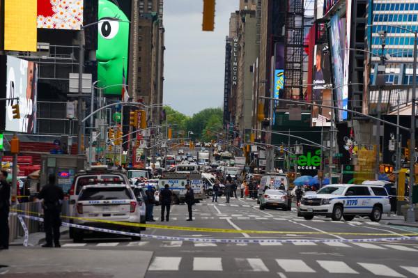 États-Unis : Trois blessés dont une enfant dans une fusillade à Times Square