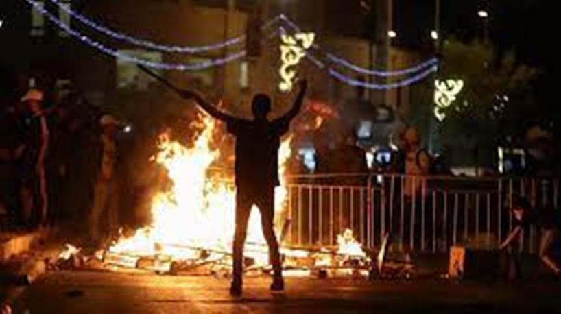 Israël: les violences à Jérusalem-Est compliquent la formation d'un nouveau gouvernement
