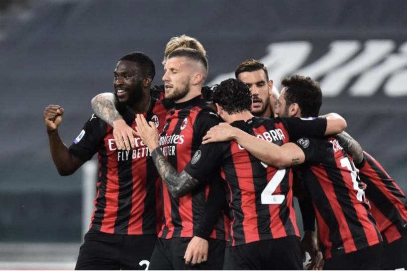 Course à la LDC: la Juve écrasée à domicile par Milan AC (0-3)