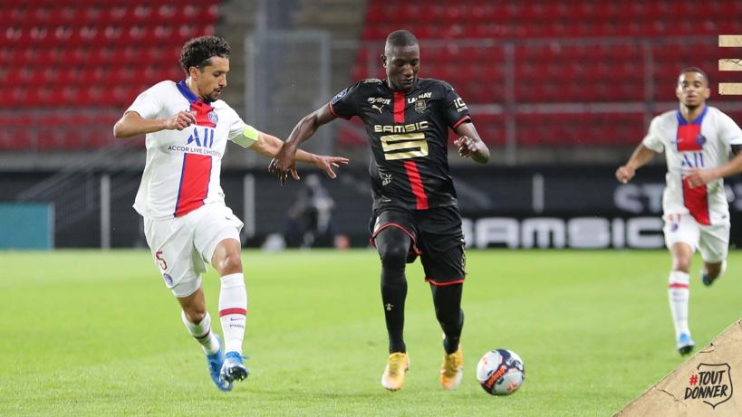 Le PSG accroché à Rennes, Lille file vers le titre