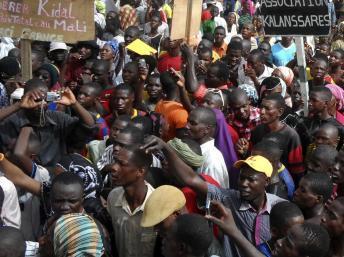 A Ouagadougou, les négociations sur Kidal dans l'impasse