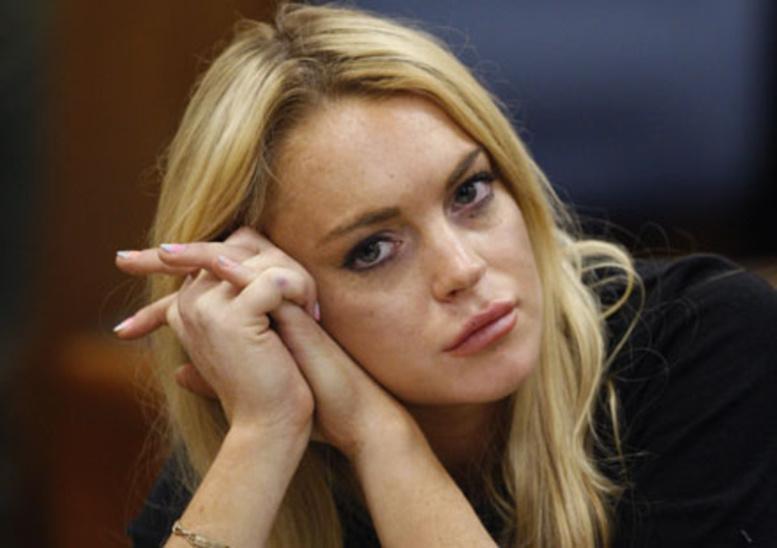 Lindsay Lohan virée de son centre de désintox!